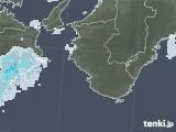 2021年03月20日の和歌山県の雨雲レーダー