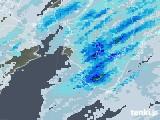 2021年03月21日の和歌山県の雨雲レーダー