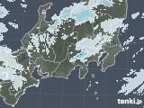 2021年03月22日の関東・甲信地方の雨雲レーダー