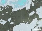 2021年03月22日の群馬県の雨雲レーダー