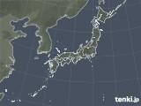 2021年03月23日の雨雲レーダー