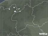 2021年03月23日の群馬県の雨雲レーダー