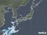 2021年03月24日の雨雲レーダー