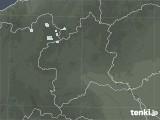 2021年03月24日の群馬県の雨雲レーダー