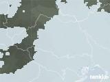 2021年03月25日の埼玉県の雨雲レーダー