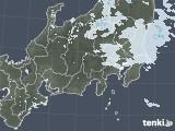 2021年03月26日の関東・甲信地方の雨雲レーダー