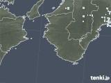 2021年03月26日の和歌山県の雨雲レーダー