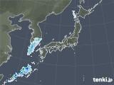 2021年03月27日の雨雲レーダー