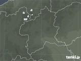 2021年03月27日の群馬県の雨雲レーダー