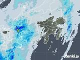 2021年03月28日の関東・甲信地方の雨雲レーダー