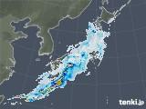 2021年03月28日の雨雲レーダー