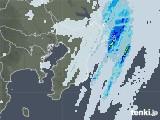 2021年03月28日の千葉県の雨雲レーダー
