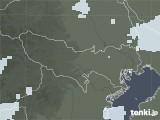 2021年03月28日の東京都の雨雲レーダー