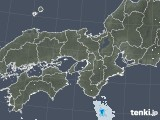 雨雲レーダー(2021年03月29日)