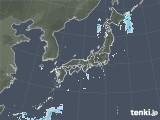 2021年03月29日の雨雲レーダー