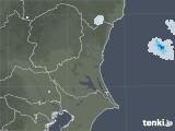 2021年03月29日の茨城県の雨雲レーダー