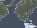 2021年03月29日の和歌山県の雨雲レーダー