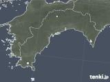 2021年03月29日の高知県の雨雲レーダー