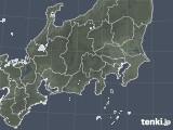 2021年03月30日の関東・甲信地方の雨雲レーダー