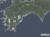 2021年03月31日の高知県の雨雲レーダー