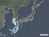 2021年04月01日の雨雲レーダー