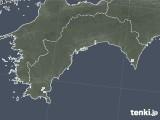 2021年04月01日の高知県の雨雲レーダー