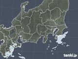2021年04月02日の関東・甲信地方の雨雲レーダー