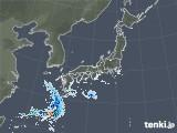 2021年04月02日の雨雲レーダー