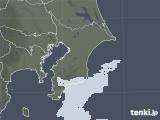 2021年04月02日の千葉県の雨雲レーダー