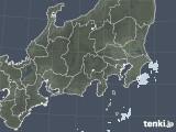 2021年04月03日の関東・甲信地方の雨雲レーダー