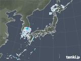 2021年04月03日の雨雲レーダー