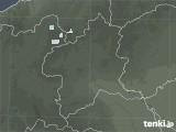 2021年04月03日の群馬県の雨雲レーダー