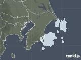 2021年04月03日の千葉県の雨雲レーダー