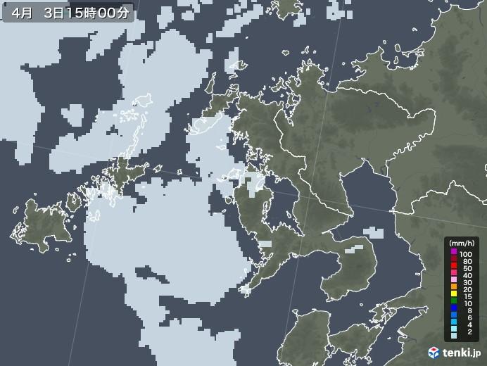 レーダー 長崎 雨雲 【一番詳しい】長崎県諫早市 周辺の雨雲レーダーと直近の降雨予報