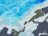 2021年04月04日の奈良県の雨雲レーダー