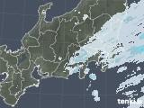 2021年04月05日の関東・甲信地方の雨雲レーダー