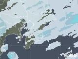 2021年04月05日の千葉県の雨雲レーダー