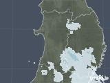2021年04月05日の秋田県の雨雲レーダー