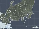 2021年04月06日の関東・甲信地方の雨雲レーダー