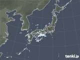 雨雲レーダー(2021年04月06日)