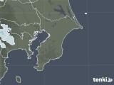 2021年04月07日の千葉県の雨雲レーダー