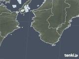 2021年04月07日の和歌山県の雨雲レーダー