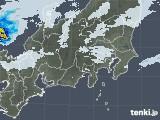 2021年04月08日の関東・甲信地方の雨雲レーダー