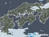 雨雲レーダー(2021年04月08日)