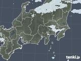 2021年04月09日の関東・甲信地方の雨雲レーダー