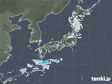 雨雲レーダー(2021年04月09日)