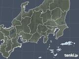 2021年04月10日の関東・甲信地方の雨雲レーダー