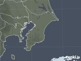 2021年04月10日の千葉県の雨雲レーダー