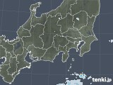 2021年04月11日の関東・甲信地方の雨雲レーダー