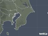 2021年04月11日の千葉県の雨雲レーダー